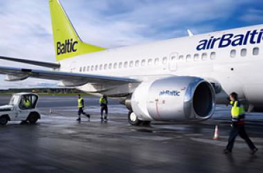 airBaltic начинает летать на Мальту