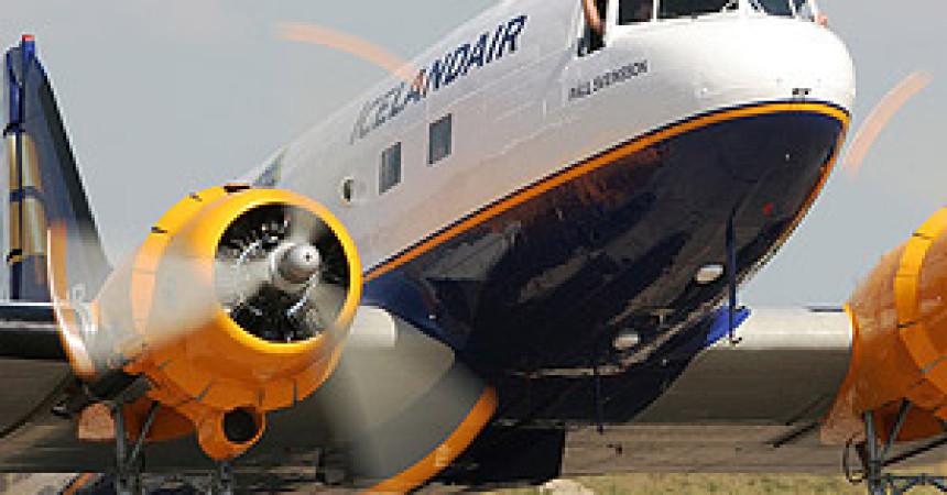 «Айслэндэйр» стала летать из Рейкьявика в Петербург