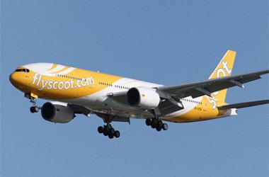 Сингапурская «Скут» создала в самолетах салон без детей