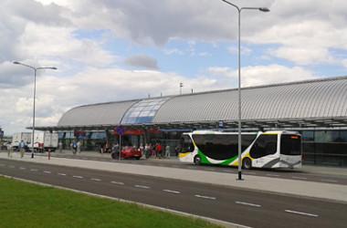 Варшавский аэропорт Модлин снова заработал