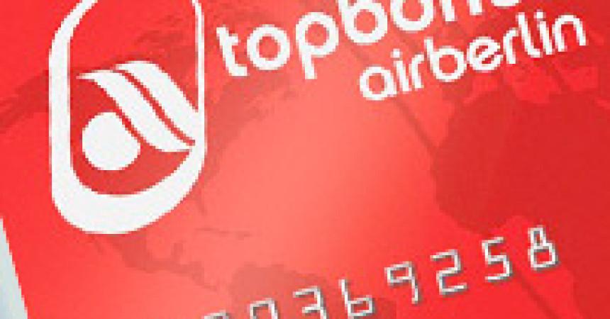«Эйр Берлин» снижает цену на льготную карточку