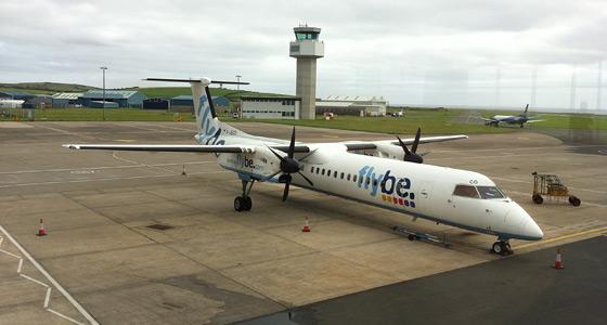 «Флайби» закрывает базу в аэропорту Рональдсвэй острова Мэн в погоне за сокращением расходов