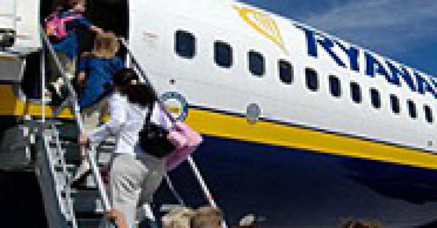 «Райанэйр» заявила более 1000 новых рейсов в 2014 году