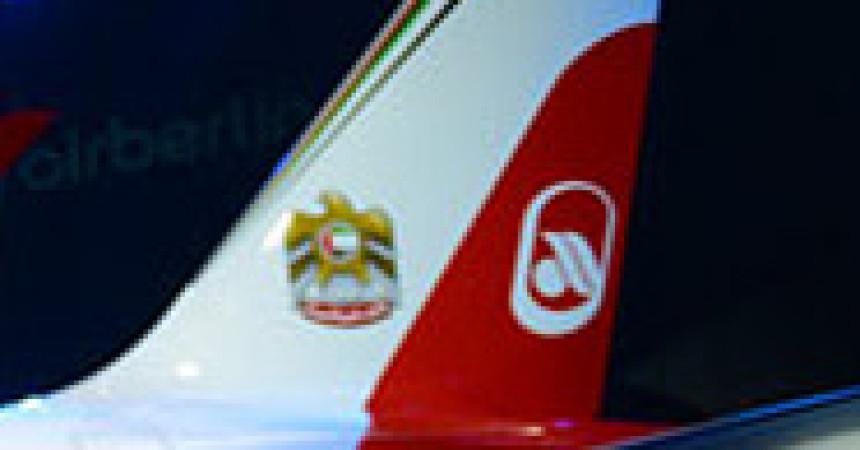 «Эйр Берлин» и «Этихед» представили совместные самолеты