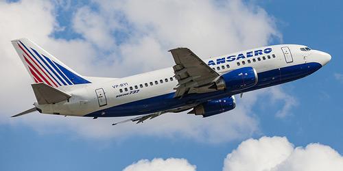 На части рейсов «Боинги» «Трансаэро» станут лоукост-лайнерами