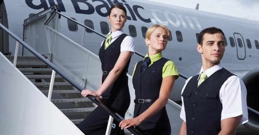«Эйр Балтик» стала лучшим работодателем Литвы