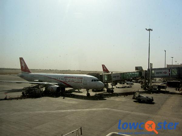 Авиакомпания AirArabia