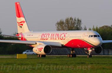 «Ред Вингс» представила четыре новых рейса