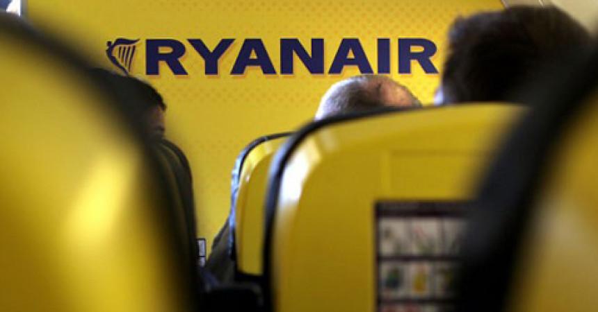 «Райанэйр» доставит в США за 10 евро