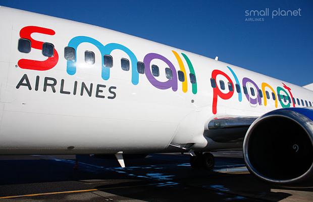 Разноцветные буквы «Маленькой планеты» весной этого года будут часто заметны в аэропорту Триполи.