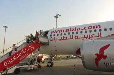 Лоукостер Air Arabia. Летаем дешево на длинные расстояния