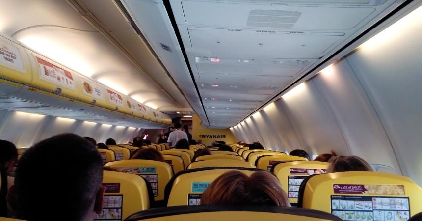 Авиакомпания Ryanair: тестируем доступность