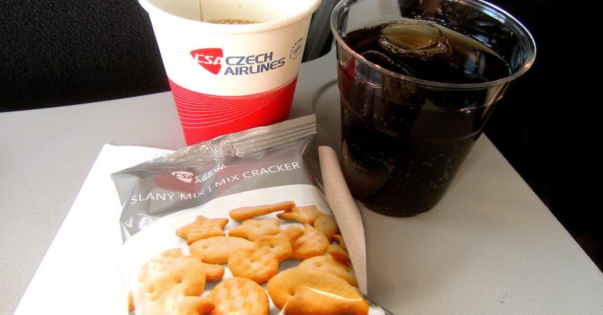 Сzech Airlines. Тестируем национального перевозчика Чехии.