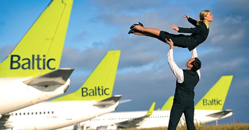 AirBaltic начала принимать к оплате цифровую валюту Bitcoin