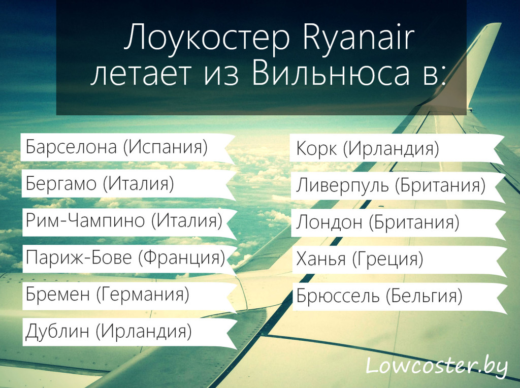 Ryanair_Vilnius