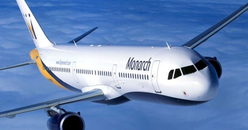 Британская Monarch Airlines станет лоукостером