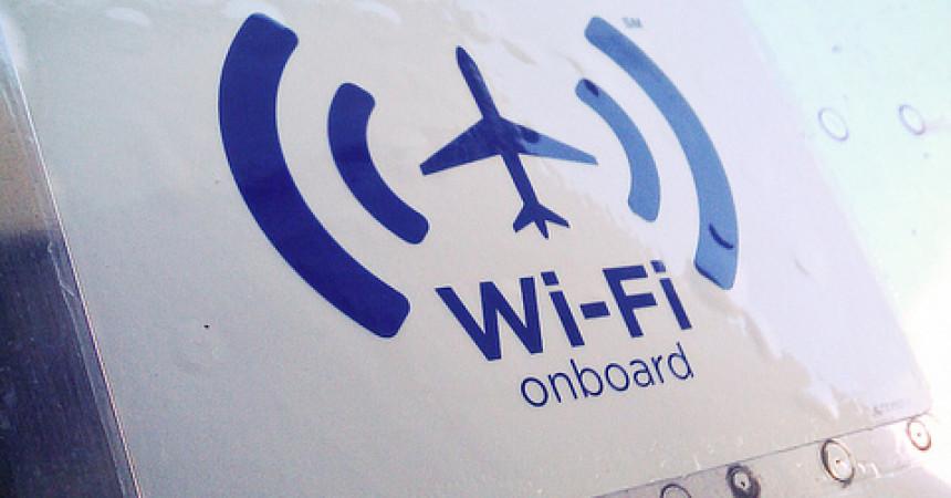 Wi-Fi в самолетах. Сколько стоит услуга