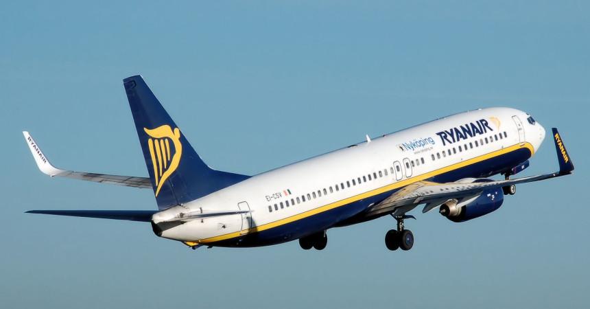 У Ryanair новый хаб