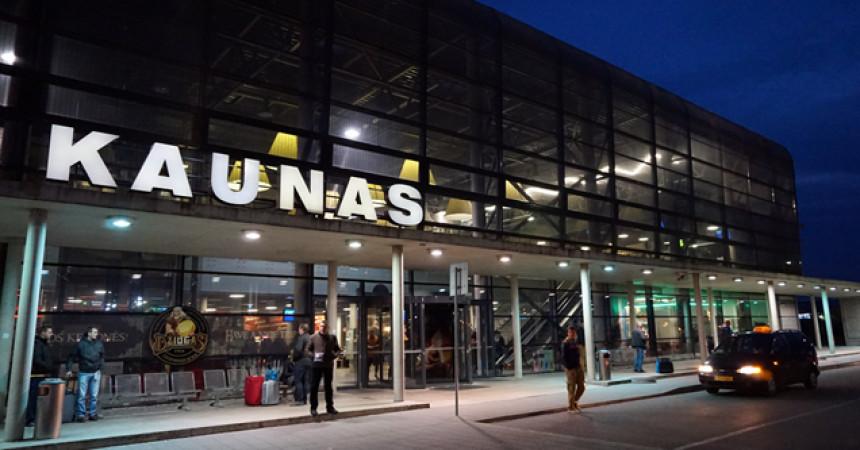 Как добраться до аэропорта Каунаса (из Минска и Вильнюса)