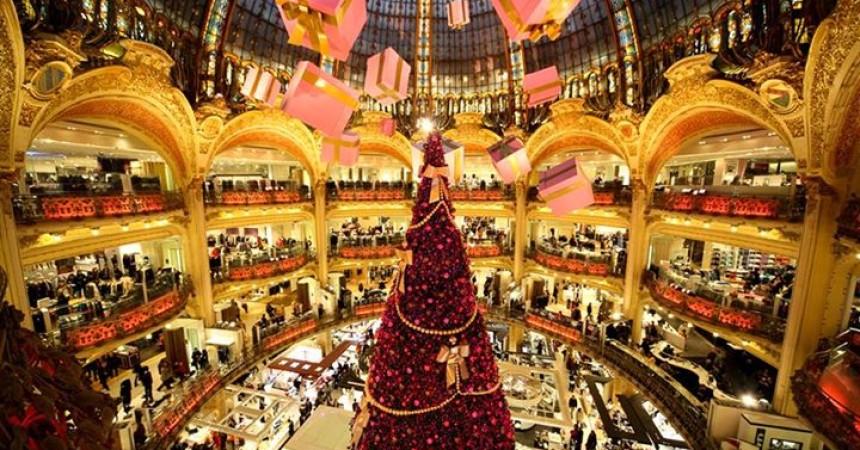 Вильнюс-Париж на декабрь за 35 евро