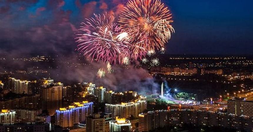 Новый год и Рождество в Минске. Программа мероприятий 2015