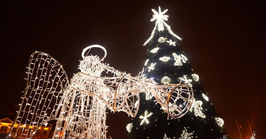 Программа мероприятий на Рождество и Новый год в Вильнюсе
