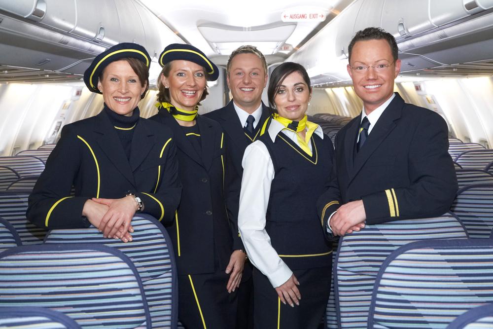 TUIfly Uniformen