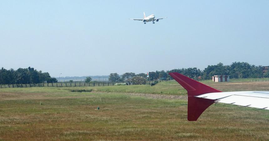 Как добраться из аэропорта Маталла (Хамбантота) до пляжа