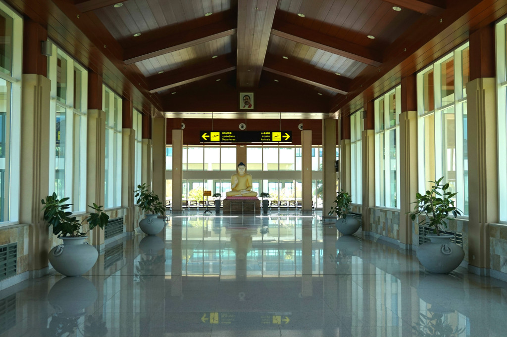 Международный аэропорт Маталла (Хамбантота)