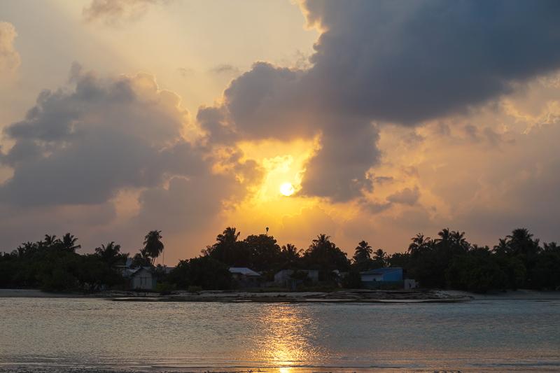 Вид на Гурайдо из острова напротив
