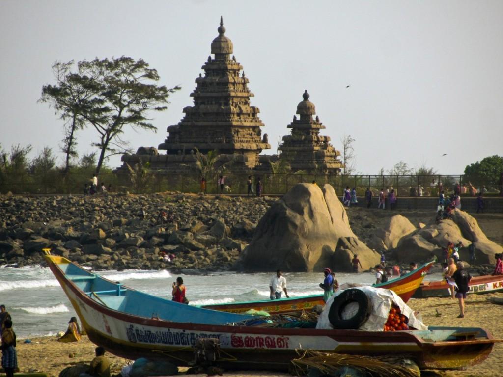 Мамалапурам, Индия