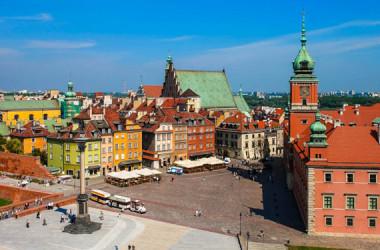 Авиабилеты Минск-Варшава-Минск за 87 евро!