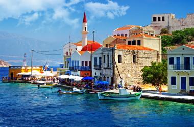 Планируем отпуск! Авиабилеты в Грецию от 53 евро