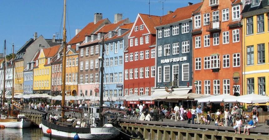 В мае в Копенгаген за 56 евро в обе стороны