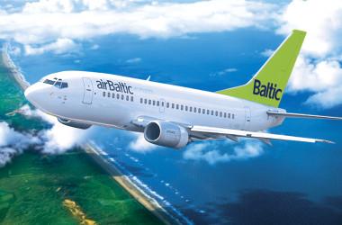 Новые направления airBaltic из Вильнюса