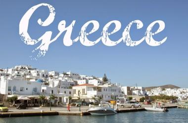 Бархатный сезон в Греции. Авиабилеты от 40 евро в одну сторону