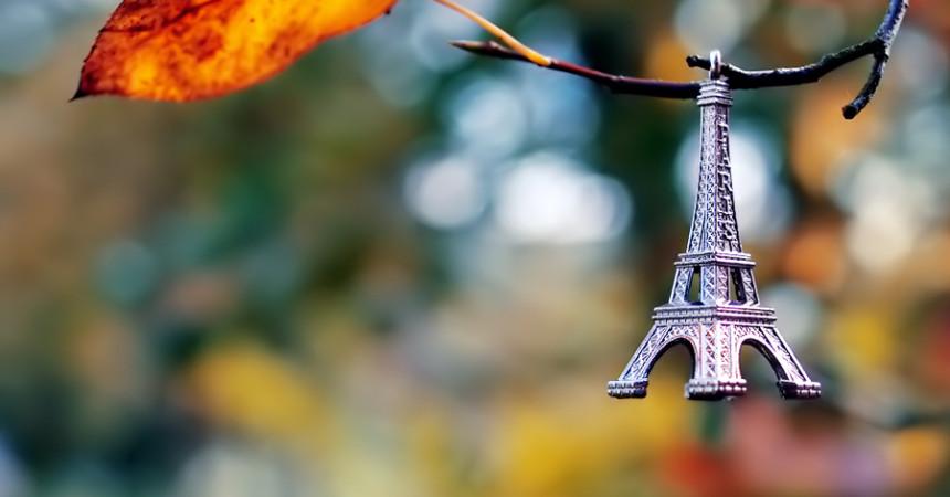 Париж осенью из Вильнюса! Авиабилеты от 47 евро в одну сторону