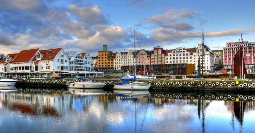 Норвегия на август. Билеты на лоукосты от 30 евро