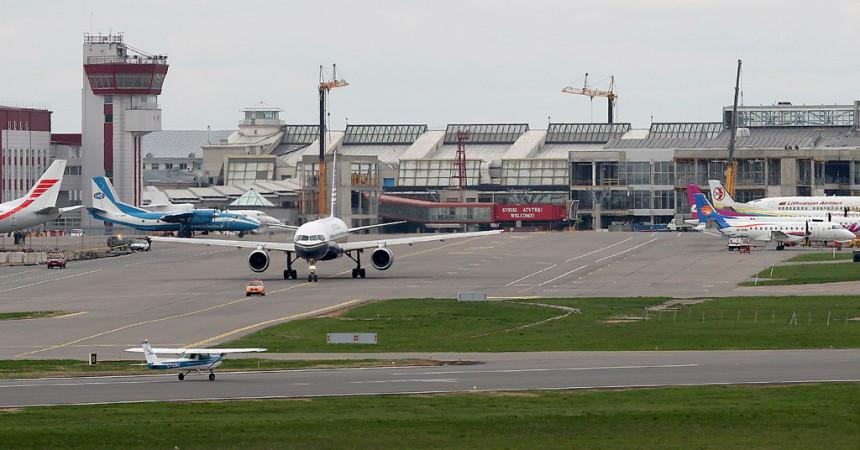 Расписание маршруток в аэропорт Вильнюса от автовокзала