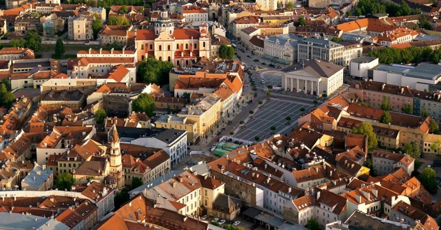 День города в Вильнюсе с 4 по 6 сентября. Программа мероприятий