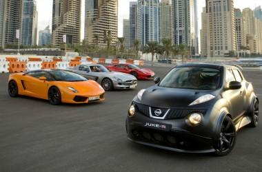 Автомобильный фестиваль в Дубае пройдет в ноябре