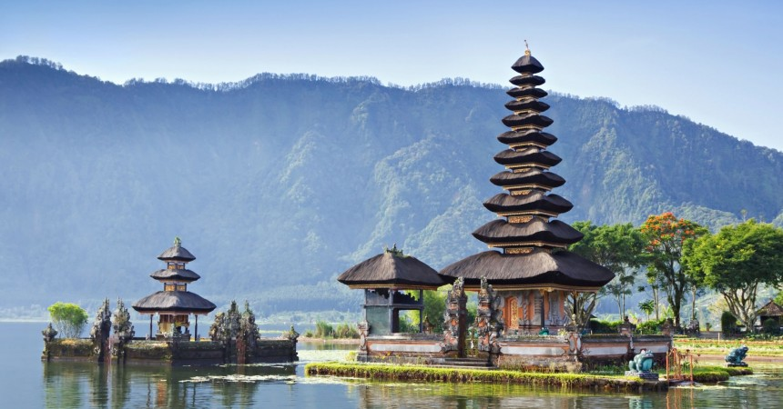 Теперь виза на Бали белорусам не нужна!