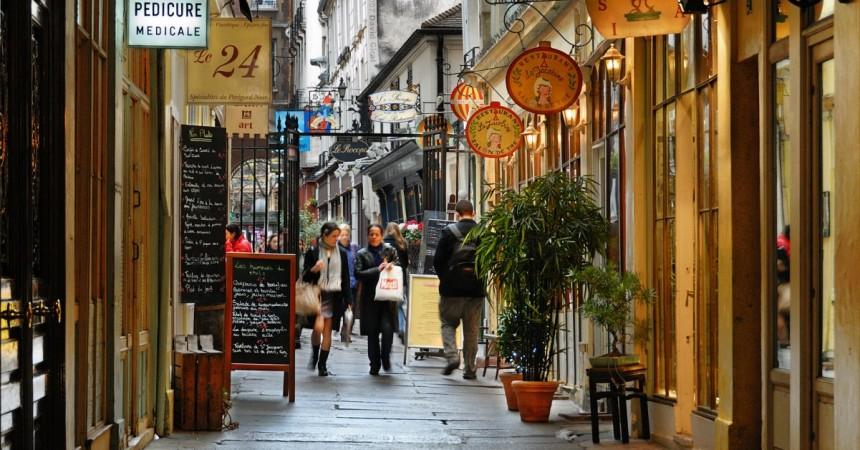 Париж! Дешевые перелеты этой зимой