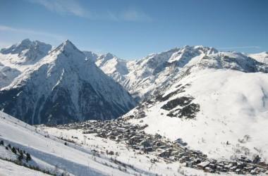 Летим к Альпам за 90 евро в обе стороны!