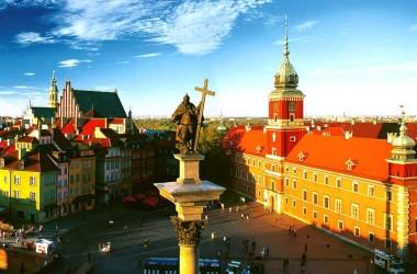 Как добраться до Варшавы из Минска