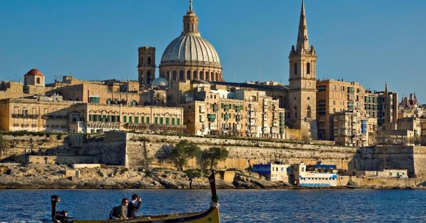 Мальта в декабре — 70 евро туда и обратно!