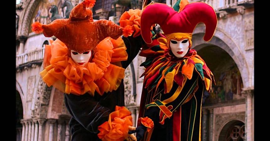 Едем на Венецианский карнавал за 74 евро в обе стороны!