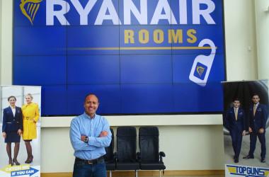 Авиакомпания Ryanair анонсировала запуск конкурента Airbnb
