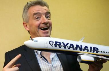 Ryanair: «Мы устроим грандиозную пятничную распродажу, но при одном условии!»