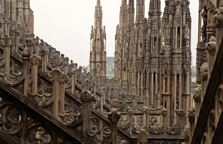 Милан в октябре от 48 евро туда-обратно!